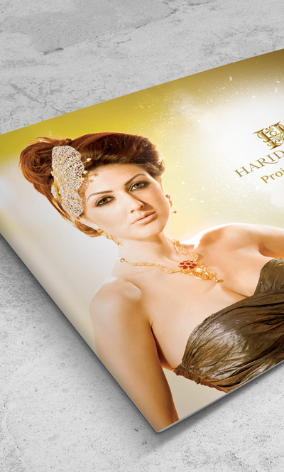 Project Report : Haridarshan Jewellers